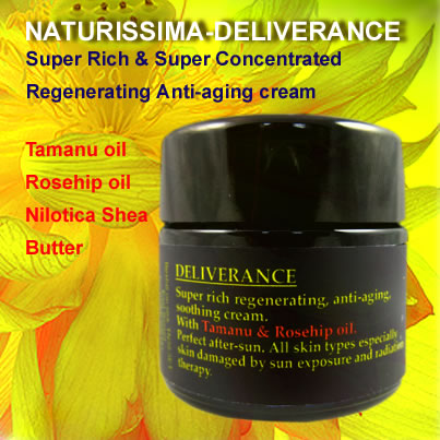 Naturissima Delilverance organic concentrated cream