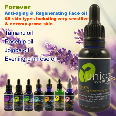 Forever anti aging face oil