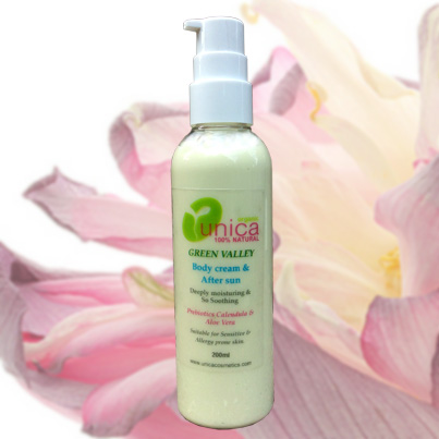 Green Valley organic Body crem