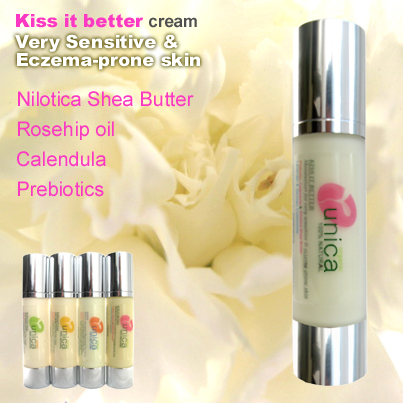 KISS IT BETTER -Cream for very sensitive & eczema prone skin