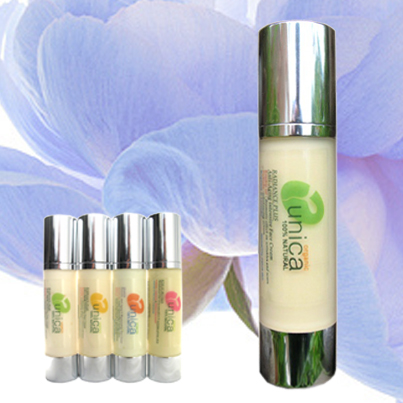 Radiance Plus organic face cream